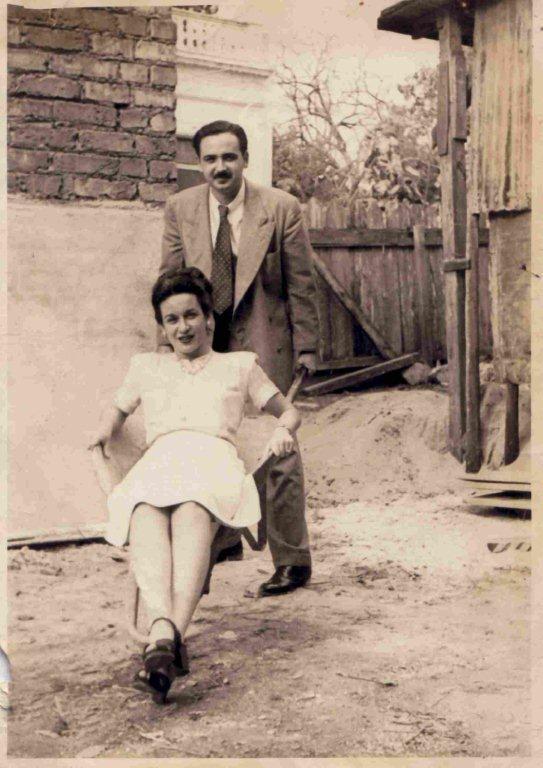 Bella y Eliseo.