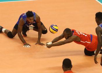 El voleibol cubano tuvo un 2018 para el olvido. Foto: Getty Images