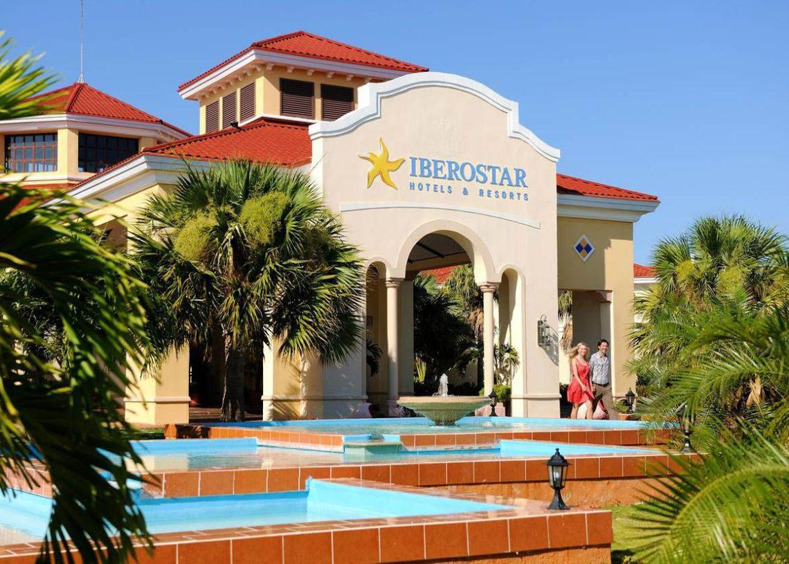 Hotel Iberostar Playa Alameda en Punta Hicacos, Varadero. Foto: Iberostar.