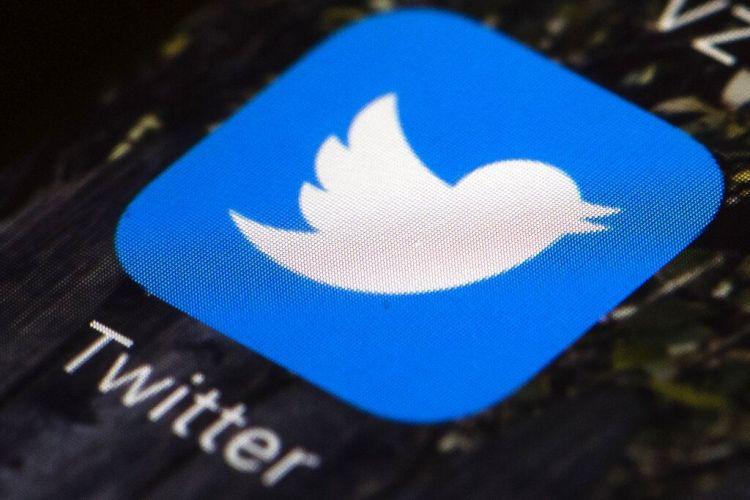 Foto del símbolo de la aplicación de Twitter. Foto: Matt Rourke / AP / Archivo.