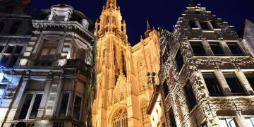 Amberes, Bélgica. Foto: Pxhere.