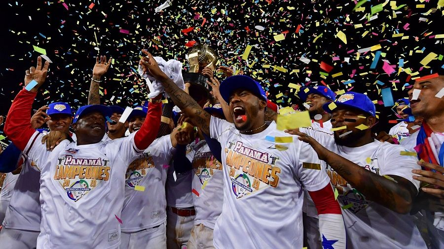 Los Toros de Herrera se convitieron en el segundo equipo campeón por Panamá en la historia de las Series del Caribe. Foto: Luis Acosta/AFP