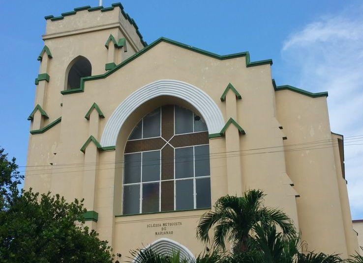 La Iglesia Metodista de Marianao. Foto: Iglesia Metodista.