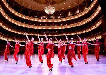 Compañía Lizt Alfonso Dance Cuba. Foto: placedesarts.com
