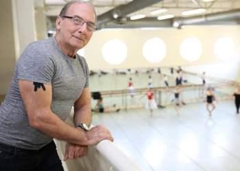 Alberto Méndez, Premio Nacional de Danza 2004, realizará el 11 de abril el estreno mundial de una coreografía sobre una canción vasca muy popular, Maitechu mía- Foto: Tomada de Prensa Latina