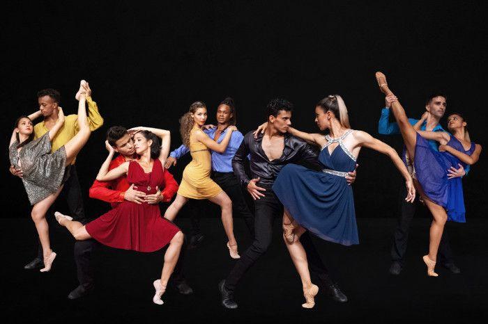 Ballet Contemporáneo de Camagüey Foto: Leandro Pérez