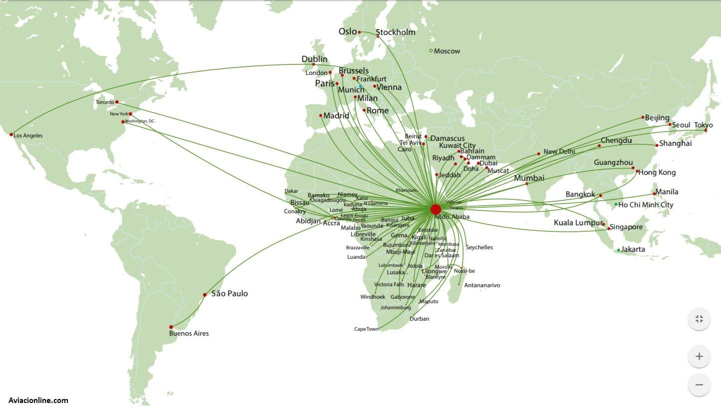 Foto: aviacionline.com.