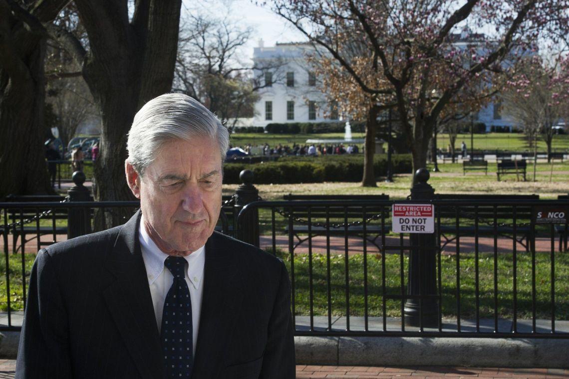 El ex director del FBI Robert Mueller, fiscal especial a cargo de la investigación de interferencia rusa en las elecciones del 2016. Foto: Cliff Owen / AP.