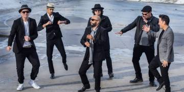 La banda californiana Ozomatli. Foto: El País.