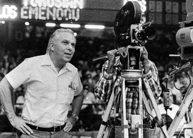 El documentalista cubano Santiago Álvarez. Foto: cubanow.cult.cu / Archivo.