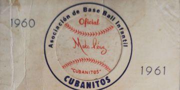 Tarjeta de la Serie Nacional Cubanitos. Foto: colección de Rafael Rosendiz y Abel Tarragó