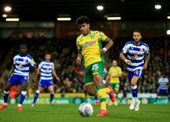 El fútbolista cubano Onel Hernández del Norwich City inglés. Foto: Twitter del Norwich City.