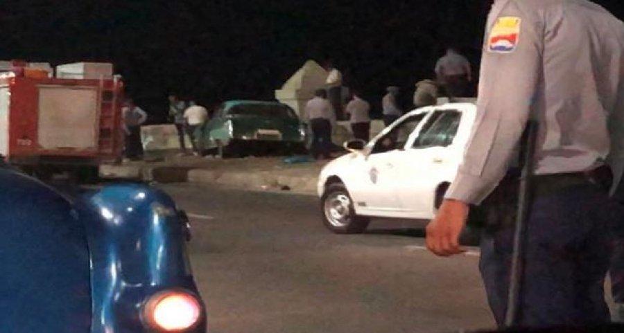 Sancionan a culpable de accidente de tránsito en la avenida Malecón