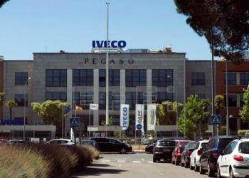 Iveco, empresa donde trabajaba.