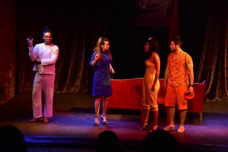 Obra de teatro Farándula-Jazz Vila Projects