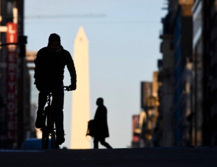 Foto: Gustavo Garello/AP.