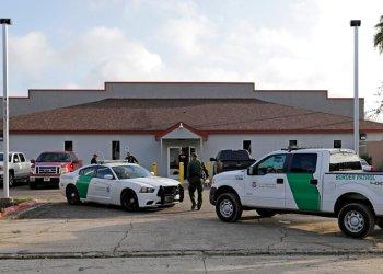 Centro de Procesamiento Central en McAllen, Texas, 23 de junio de 2018. Foto: David J. Phillip / AP.