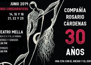 Aniversario 30 Rosario Cárdenas