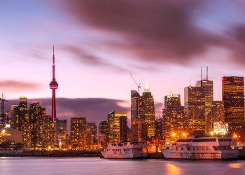 Toronto, Canadá. Foto: Pxsphere.