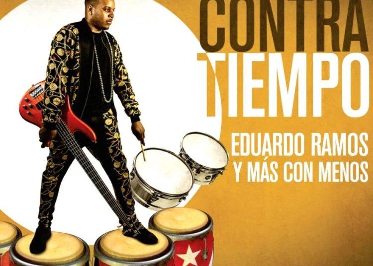 Eduardo Ramos y su grupo Más con menos estarán presentando su más reciente disco.