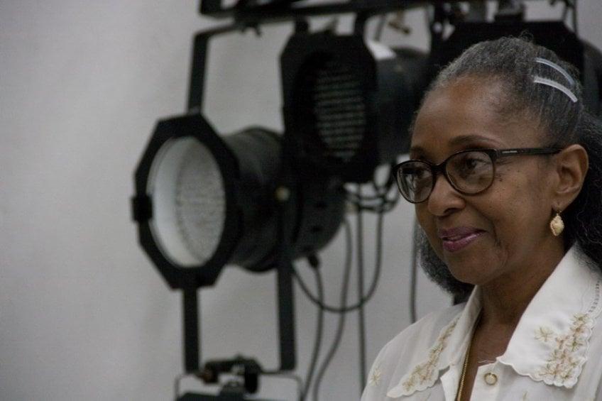 La cineasta cubana Gloria Rolando. Foto: laventana.casa.cult.cu