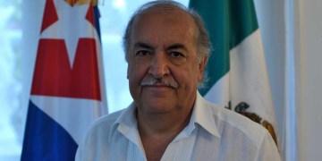 Miguel Díaz Reynoso, Embajador de México en Cuba. Foto: Otmaro Rodríguez.