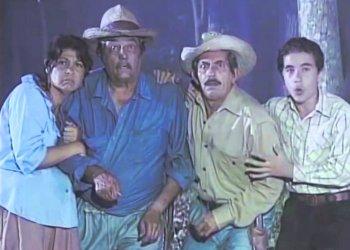 """""""Los pequeños fugitivos"""". Aventura emitida en 2001 y dirigida por Willy Franco."""