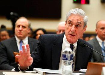 Robert Mueller declara ante la Comisión de Asuntos Jurídicos de la Cámara de Representantes en el Congreso en Washington el 24 de julio del 2019. Foto: Andrew Harnik / AP.