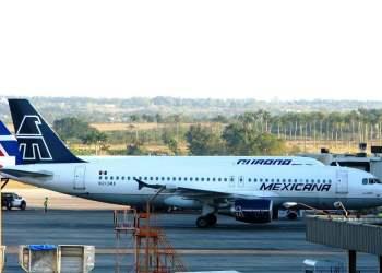 Aviones en el aeropuerto internacional de La Habana. Foto: mapio.net / Archivo.