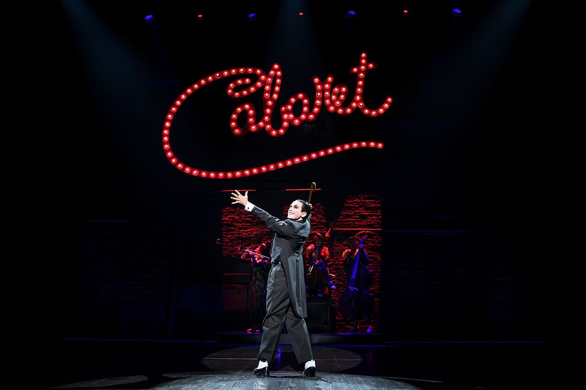 cabaret-the prince of broadway