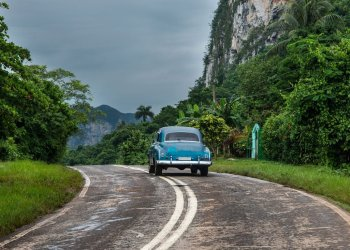 Carretera en Cuba. Foto: todocuba.org