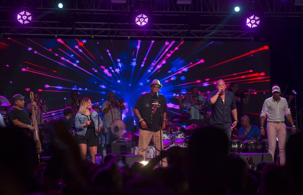 Festival en Varadero hace bailar a multitudes 1