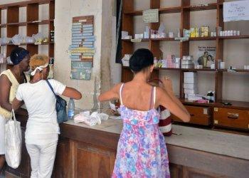 Farmacia cubana. Foto: mundo.sputniknews.com