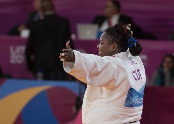 Idalis Ortiz logró su tercer oro panamericano en Lima. Foto: Lima 2019.