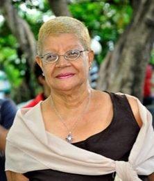 Daysy Stable Valdés, una de las más reconocidas promotoras culturales de Cuba, fallecida el 12 de septiembre de 2019. Foto: La Jiribilla.
