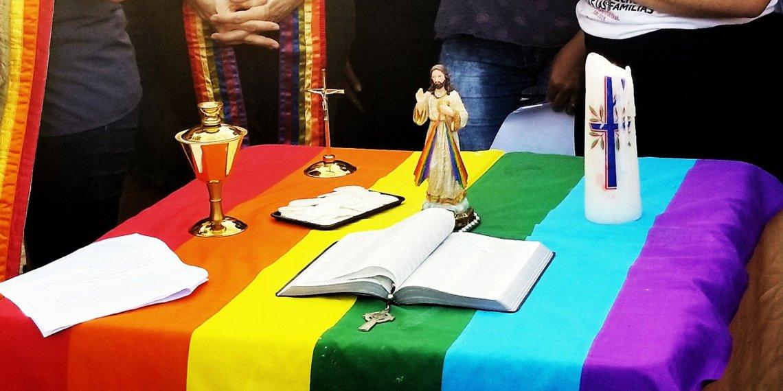 Foto tomada del perfil de Facebook de la Iglesia de la Comunidad Metropolitana en Cuba (ICM).