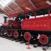 Locomotora La Junta, la más vieja de Cuba, Iberoamérica y el Caribe.