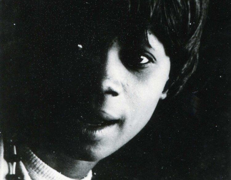 Maggie Prior en los años 60. Foto: Cortesía de Zenaida González.