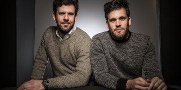 Sebastián y Rodrigo Barriuso, realizadores cubano.canadienses