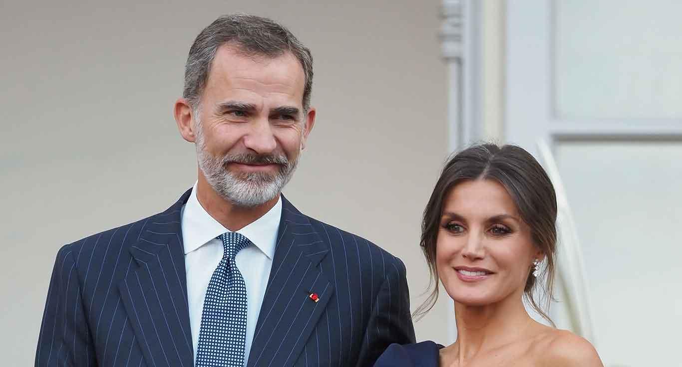 Realizarán reyes de España visita a Estados Unidos en abril