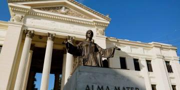 Universidad de La Habana. Foto: Agencia Cubana de Noticias.
