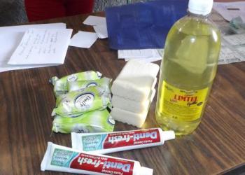 Artículos de aseo y limpieza cubanos. Foto: Escambray / Archivo.