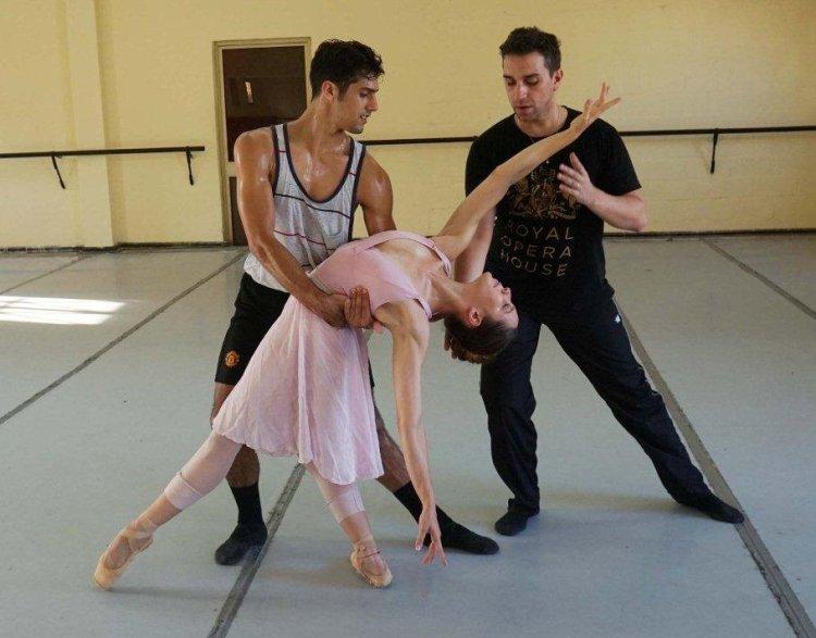 Ensayo LOVE FEAR LOSS con Ricardo Amarante en el BNC