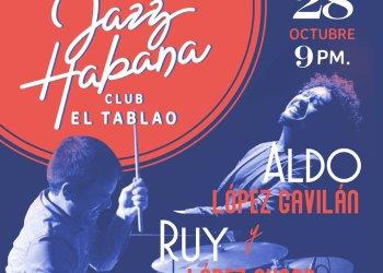 Habana Jazz-Aldo Lopez Gavilan-Ruy Adrian Lopez Nussa