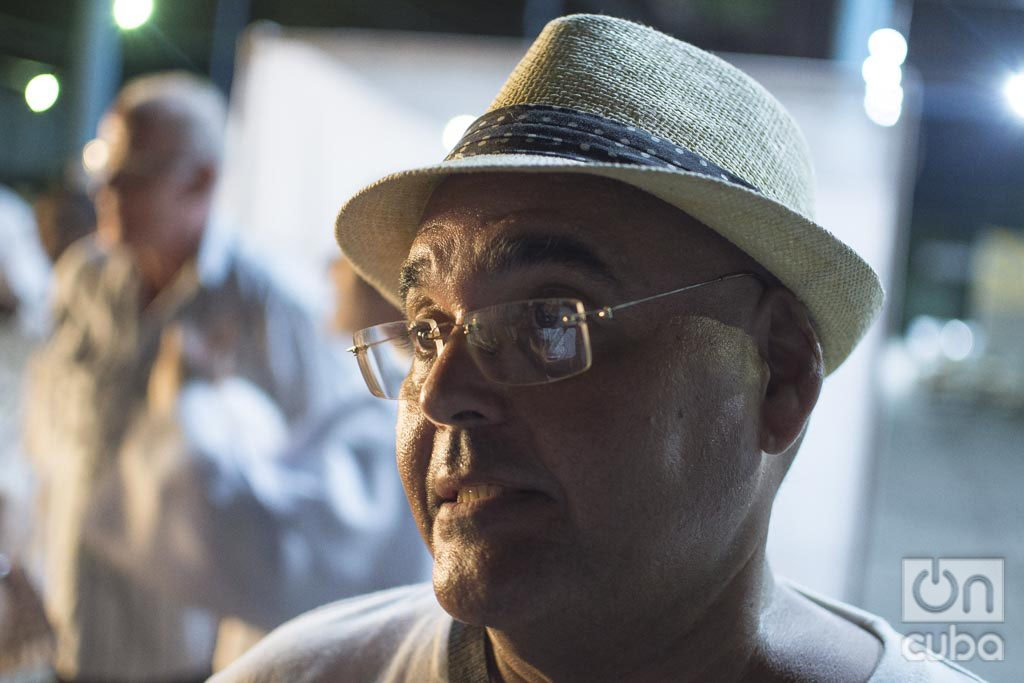 Oscar Bringas participa como director asistente y en el diseño de vestuario. Foto: Otmaro Rodríguez