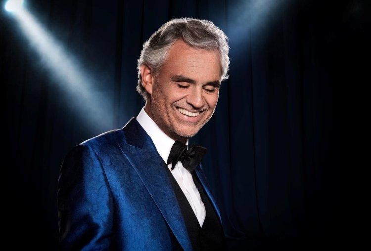 El tenor italiano Andrea Bocelli. Foto: CLTure.