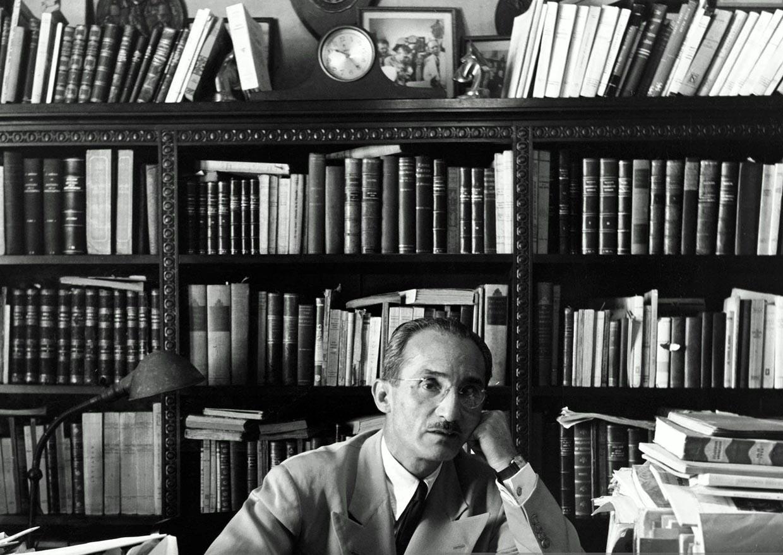 Jorge Mañach. Foto: Serge Balkin / Getty Images / Archivo.