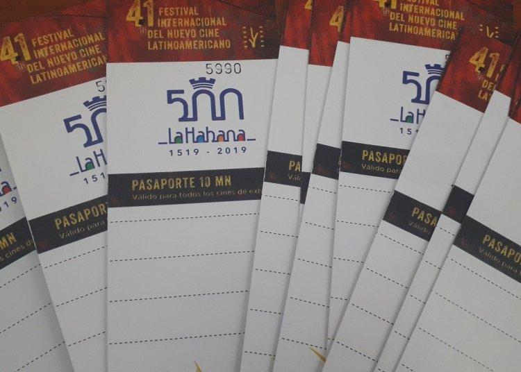pasaporte-41-festival de cine de La Habana