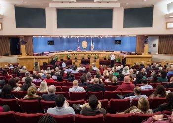 Vista de la Comisión de Miami-Dade. Foto: Miami-dade.gov
