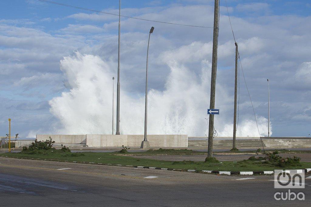 Pronostican fuertes marejadas e inundaciones para el occidente de Cuba